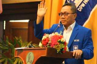 Zulkifli Hasan: Amien Rais Bicara Partai Setan sebagai Pembina Alumni 212