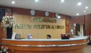 Tiga Dokter RSUD Arifin Achmad Turut Jadi Tersangka Korupsi Senilai Rp1,5 M