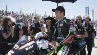 Bersenggolan Dengan Rossi, Zarco Lega Rossi Tetap Bisa Finis Kedua