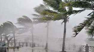 Waspadai Hujan Lebat, Kilat, Petir dan Angin Kencang Tiga Hari ke Depan
