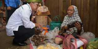 Rusli Effendi: Sepinya Pasar Tradisional Akibat Melemahnya Daya Beli Masyarakat