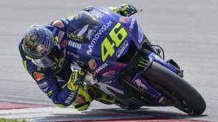 Bos Ducati Anggap Rossi Pebalap Emas Yamaha
