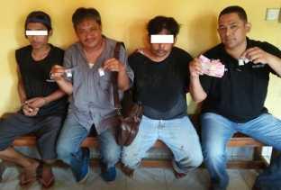Geledah Pemilik Narkoba, Polres Siak Temukan Uang Rp10 Juta