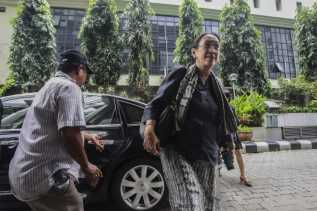Sukmawati Keberatan Kasus Penodaan Dasar Negara Oleh  Habib Rizieq Dilimpahkan ke Polda Jabar