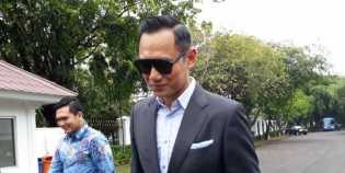 Demokrat gabung koalisi Jokowi atau Prabowo, asal AHY cawapres