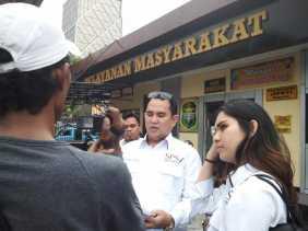 Dituduh Pungli, SPS Laporkan Dua Akun Website ke Polda Riau
