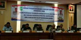 BPBD dan Sejumlah Perusahaan, Dapat Penghargaan dari Pemprov Riau