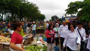Pasar Kaget Semakin Menjamur di Pekanbaru, Baru 1 yang Resmi
