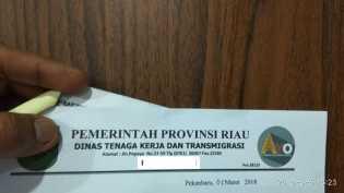 Ada Logo AYO di Kop Surat Pemprov Riau, Ini Kata Bawaslu