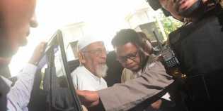 Dokter sarankan Abu Bakar Ba'asyir pulang