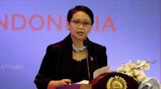 Menlu: Indonesia Berdiplomasi Intens Terkait Muslim Rohingya