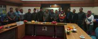 Terkait Lahan, Suku Domo Kuansing Datangi DPRD Riau