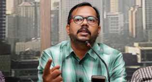 3 Institusi Laporkan Aktivis Kontras Haris Azhar ke Bareskrim