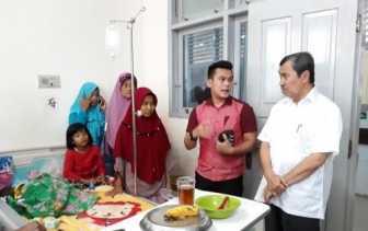 Relawan Sahabat Karib Muda Syamsuar - Edy Nasution Mengakar Rumput di Riau
