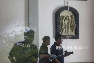 Kapolda Paparkan Kronologis Penyerangan Gereja Santa Lidwina
