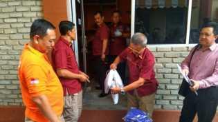 Penyidik Temukan Bukti Pembayaran Jemaah Umrah di Kantor Joe Pentha Wisata