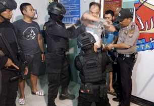 Akhirnya 58 Napi Provokator Rutan Sialang Bungkuk Dipindahkan Ke Bangkinang & Tembilahan