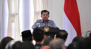 JK Hadiri Acara Kunjungan Kerja Ke Surabaya