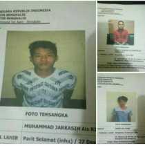3 Tahanan Polsek Bengkalis Kabur Masih Diburu, Ini Foto-fotonya
