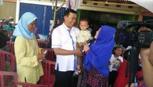 Rumah Layak Huni Untuk Muharnis Adalah Satu dari 1.000 Rumah Lainnya di Pekanbaru