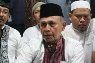 Mayjen TNI Purnawirawan Kivlan Zein Ditangkap Usai Salat Subuh di Rumahnya