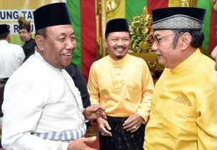 Besok Wan Thamrin Resmi Jadi Plt Gubernur Riau