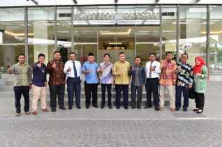 Komisi II DPRD Anambas Puas Dengan Kinerja Bank Riau Kepri