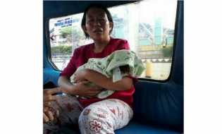 Viral, Ibu Gendong Jenazah Bayi di Angkot Karena BPJS Tidak Sediakan Ambulan