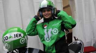 Ojek Online Akan Beroperasi di Pekanbaru, Pengemudinya Wanita Loo !!!