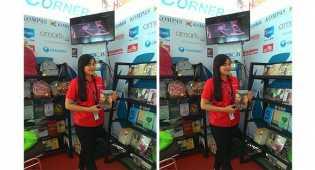 FKD Kompas Gramedia Ikut Serta Hari Ultah Riau, Hibahkan 13 Ribu Buku