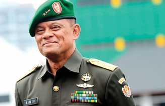 Panglima TNI Mutasi Jabatan 25 Pati
