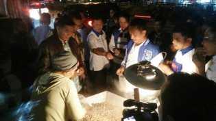 VIDEO: Bertemu Penjual Kacang Rebus, Firdaus - Ayat Melakukan Ini