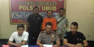 Kuras ATM turis Korea Rp 15,5 juta, Dika diringkus polisi di Ubud