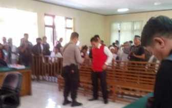 Sidang Penistaan Agama di PN Pekanbaru Dipadati Pengunjung