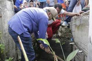118 Paket Pembangunan Pemko Pekanbaru di Tangkerang Labuai