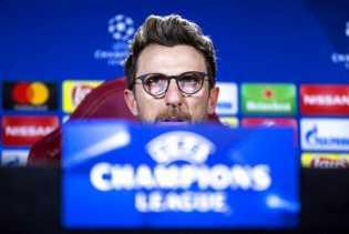 Hadapi Barca, Pelatih Roma Siap Beri Kejutan