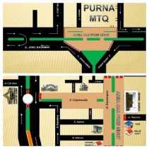 Sejumlah Ruas Jalan di Pekanbaru Ditutup Sementara saat Perayaan Tahun Baru 2018, Berikut Rute dan P