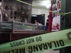 Kantongi Ciri-ciri Pelaku, Polisi Buru Pelempar Molotov di Kios Ponsel Jalan Durian Pekanbaru