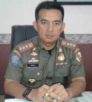 Satpol PP Pekanbaru Beri Latihan Khusus 360 Anggota Linmas
