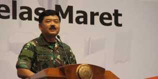 Panglima TNI mimpi bangun sekolah kedirgantaraan bertaraf internasional di Solo