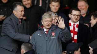 Setia di Arsenal, Wenger Pernah Tolak Tawaran Man United