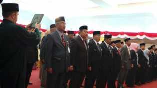 Seleksi Terbuka, 9 Jabatan PTP di Pemprov Riau Resmi Dibuka