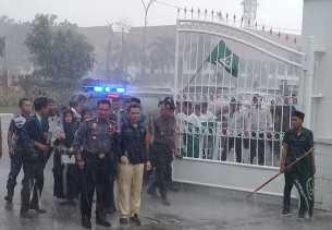 Persatuan Wartawan Indonesia (PWI) Pekanbaru, dan Ikatan Pelajar Nahdlatul Ulama (IPNU) serta Solmed