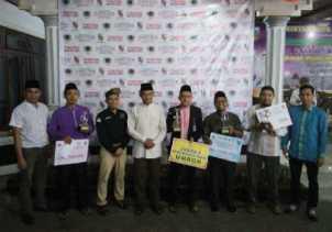 Juara I Berhadiah Umrah Disabet Utusan RRI, Plt Walikota Pekanbaru Tutup Lomba MTQ Wartawan PWI
