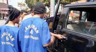 Komplotan Pencuri Mobil Berhasil Diringkus Tim Polres Pekanbaru
