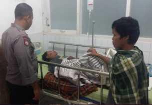 Yandri Jatuh Ke Jurang Gunung Merapi, Saat ini Masih Dalam Perawatan