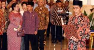 Menanti Wajah Baru Kabinet Kerja Jokowi