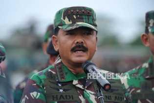 TNI Siap Bantu Bawaslu Jika Masuk ke Wilayah Rawan