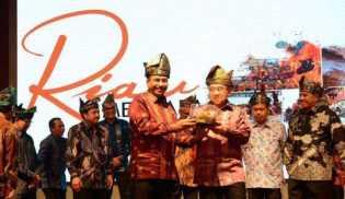 Riau Menyapa Dunia 2017