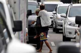 Gepeng Mulai Banyak di Pekanbaru, Dinas Sosial Mulai Lakukan Razia